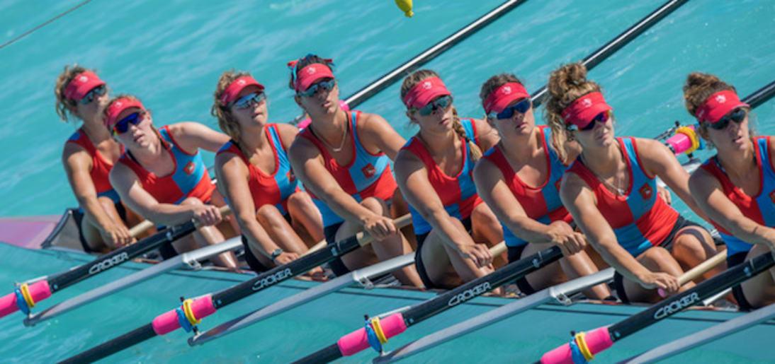 St Peters Rowing Girls